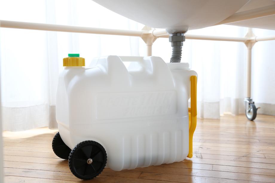 給排水用タンク(2個)